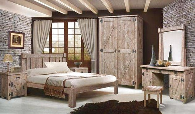 Мебель для сна на даче