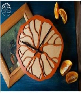 Настенные часы Orange