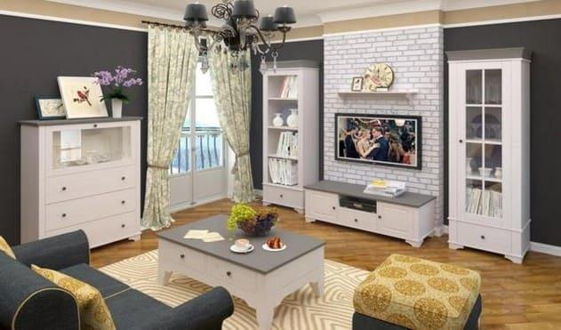 Комплекты мебели из сосны