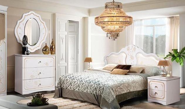 Спальня Мелани 1