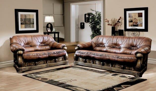 Комплект мягкой мебели Престиж