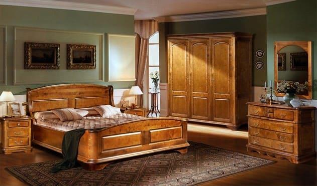 Спальня Провинция
