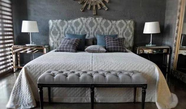 Эксклюзивные кровати с мягким изголовьем